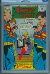 Action Comics #366c (CGC Graded)