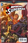 Adventures of Superman v.2 #1