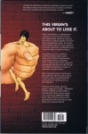 American Virgin Trade Paperback (Back Cover)