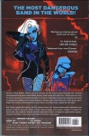 Black Canary v.4 Vol.1 Trade Paperback (Back Cover)