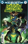 Batgirl and the Birds of Prey #11