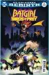 Batgirl and the Birds of Prey #2 (Variant)