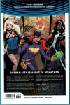 Batgirl and the Birds of Prey Vol.1 Trade Paperback (Back Cover)