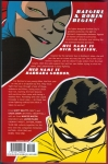 Batgirl/Robin: Year One Trade Paperback (Back Cover)