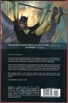 Batgirl v.4 Vol.1 Trade Paperback (Back Cover)