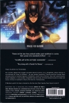 Batgirl v.4 Vol.5 Hard Cover (Back Cover)
