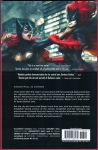 Batgirl v.4 Vol.2 Trade Paperback (Back Cover)