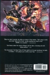Batgirl v.4 Vol.3 Hard Cover (Back Cover)
