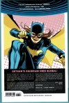 Batgirl v.5 Vol.1 Trade Paperback (Back Cover)