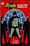 Batman '66 Meets the Man from U.N.C.L.E. Hard Cover