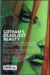Batman: Arkham: Poison Ivy Trade Paperback (Back Cover)