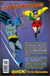 Batman: The TV Stories Trade Paperback (Back Cover)