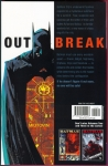 Batman: War Games Vol.1 Trade Paperback (Back Cover)