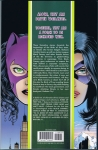 Birds of Prey Vol.1 Trade Paperback (Back Cover)