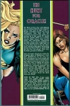 Birds of Prey Vol.3 Trade Paperback (Back Cover)