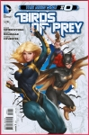Birds of Prey v.3 #0