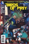 Birds of Prey v.3 #25