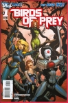 Birds of Prey v.3 #1