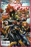 Birds of Prey v.3 #4