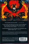 Batwoman Vol.4 Hard Cover (Back Cover)