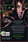 Checkmate v.2  Vol.1 Trade Paperback (Back Cover)