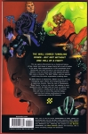 Checkmate v.2  Vol.3 Trade Paperback (Back Cover)