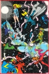 Crisis on Infinite Earths #1 (Back Cover)