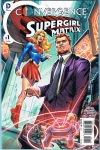 Convergence: Supergirl Matrix #1