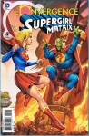 Convergence: Supergirl Matrix #2