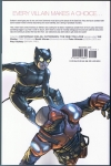 Catwoman v.3 Vol.4 Trade Paperback (Back Cover)