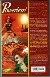 DC Comics Bombshells Vol.3 Trade Paperback (Back Cover)