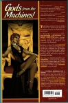 DC Comics Bombshells Vol.4 Trade Paperback (Back Cover)