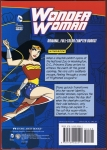 DC Comics Super Heroes: Wonder Woman: Attack of the Cheetah Trade Paperback (Back Cover)