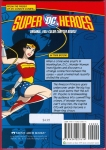 DC Comics Super Heroes: Wonder Woman: Dr. Psycho's Circus of Crime Trade Paperback (Back Cover)