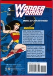 DC Comics Super Heroes: Wonder Woman: Rumble in the Rainforest Trade Paperback (Back Cover)