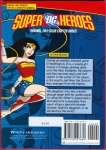 DC Comics Super Heroes: Wonder Woman: The Fruit of all Evil Trade Paperback (Back Cover)