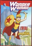 DC Comics Super Heroes: Wonder Woman: Trail of the Amazons Trade Paperback