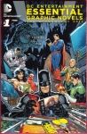 DC Entertainment: Essential Graphic Novels and Chronology 2013