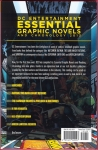 DC Entertainment: Essential Graphic Novels and Chronology 2013 (Back Cover)