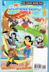 DC Super Hero Girls Free Comic Book Day