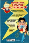 DC Super Hero Girls: Summer Olympus Trade Paperback (Back Cover)