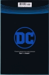DC Universe Rebirth #1 (Back Cover)