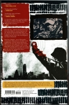 DMZ Book 3 Trade Paperback (Back Cover)
