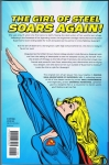 Daring New Adventure of Supergirl Vol.1 Trade Paperback (Back Cover)