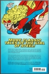 Daring New Adventure of Supergirl Vol.2 Trade Paperback (Back Cover)