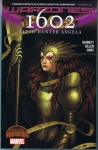 1602: Witch Hunter Angela Trade Paperback