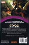 1602: Witch Hunter Angela Trade Paperback (Back Cover)