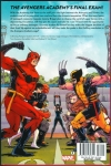 Avengers Academy Vol.6 Trade Paperback (Back Cover)