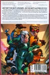 Avengers Academy Vol.1 Trade Paperback (Back Cover)