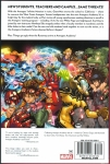 Avengers Academy Vol.4 Trade Paperback (Back Cover)